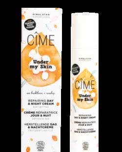 Under my Skin | Crème jour & nuit réparatrice
