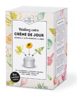 Coffret cosmétique maison : crème de jour hydratante
