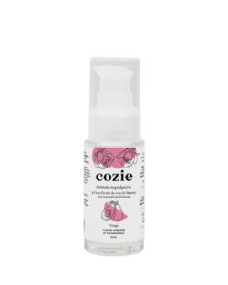 Sérum repulpant à l'eau florale de rose et à la protéine d'avocat