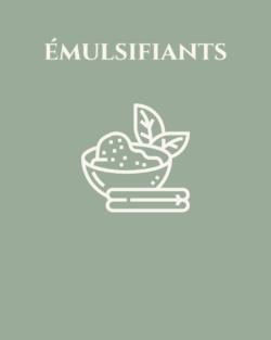Emulsifiants